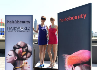 Hairworld / Hair and Beauty 2014.