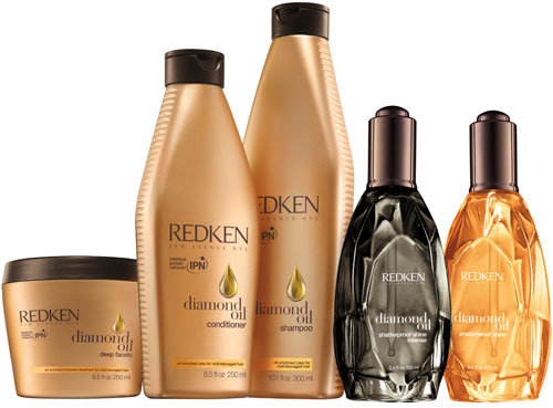Diamond Oil de Redken.
