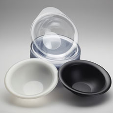 Salon Bowl, el bol de un solo uso