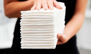 Easydry, toallas desechables ecol�gicas.