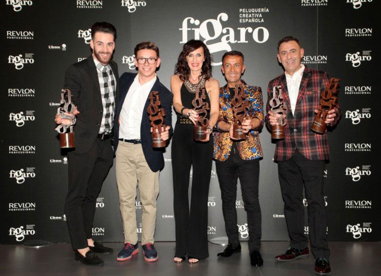 Premios de la Peluquer�a Espa�ola.
