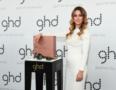 Blanca Su�rez, nyeva embajadora ghd.