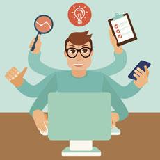 Tarifa plana para los aut�nomos que contraten empleados.