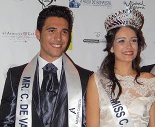 Miss and M�ster Ciudad de Valencia 2014.