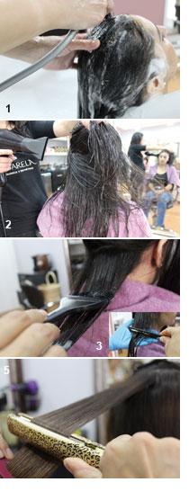 El ajo para los cabellos de la alopecia