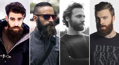 Tendencias del peinado masculino en 2015.