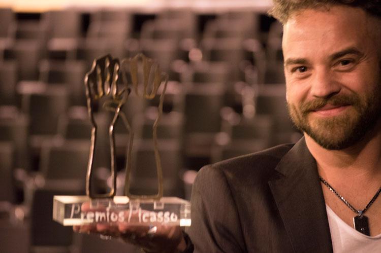 Alejandro Arana, Premio Picasso al Mejor Peluquero Andalu.