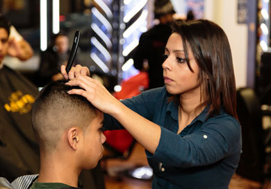 Pr�ximo curso de barber�a a base de t�cnicas barcelonesas y neoyorquina.