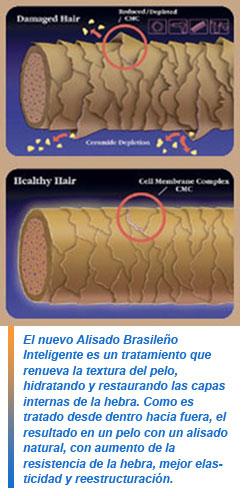 Alisado Brasileño Inteligente