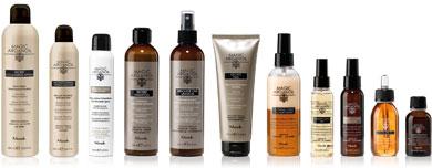 Magic Arganoil, gama de productos para el cabello, de Nook.