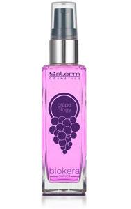 <em>Grapeology</em>: de la uva al cabello