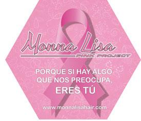 Monna Lisa presenta <em>Pink Project</em>, un proyecto solidario para pacientes con cáncer