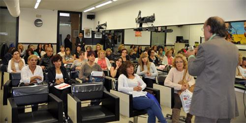 Miguel Gri��, mejor escuela de peluquer�a de Europa.