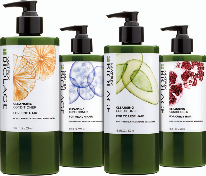 cleansing conditioners