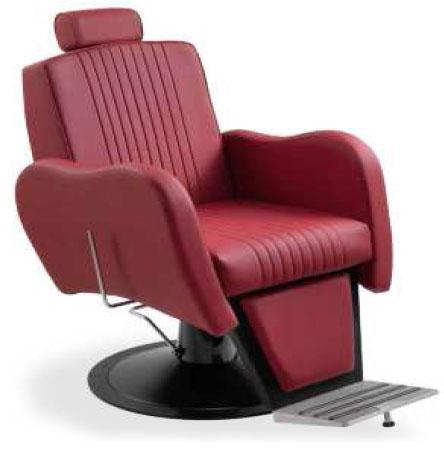 Nuevos sillones de caballero para peluquer a de system forme - Sillones de peluqueria ...