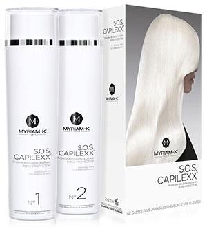 S.O.S. Capilexx pone fin a los cabellos rotos