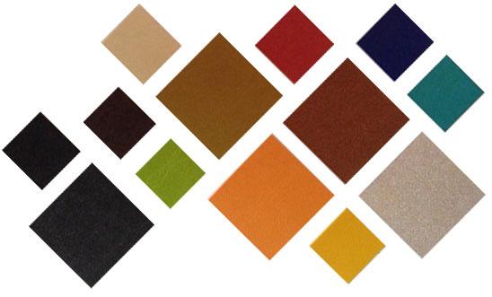 System Forme colores tapicerias