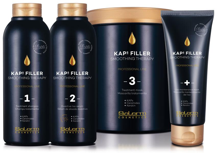 Kaps Filler - Salerm Cosmetics.