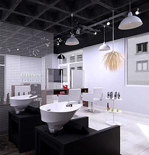 Amabilia, nuevo concepto en mobiliario, equipamiento y decoración de salones de peluquería