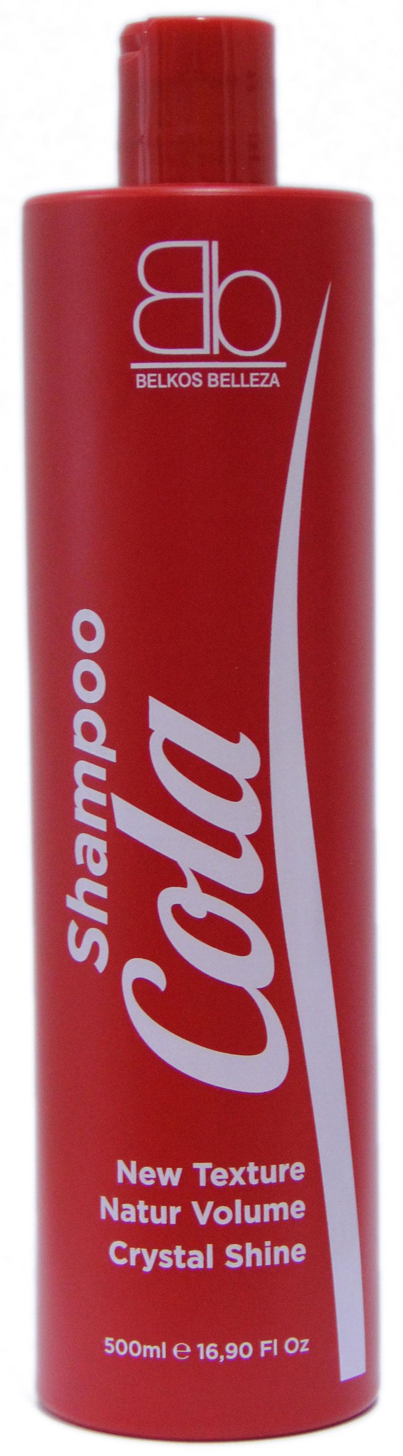 Champú de Cola