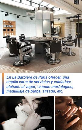 La Barbière de Paris - Stars & Métiers