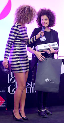 ghd, presente en la primera edición de The Top Brush Competition