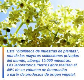 Pierre Fabre abre su patrimonio vegetal al mundo