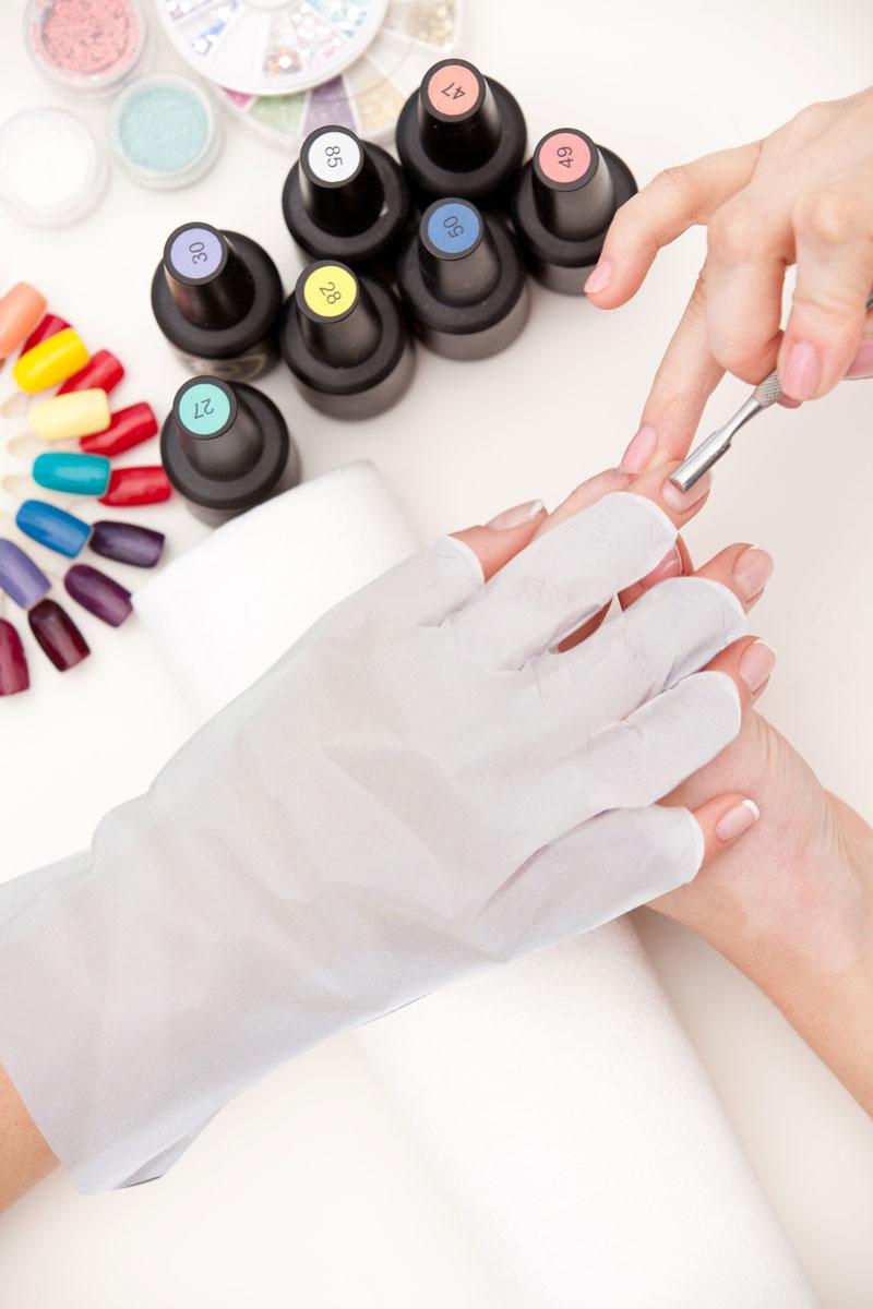 guantes reparadores de Iroha Nature
