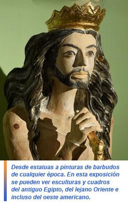 Barba: entre la naturaleza y el afeitado - Neues Museum