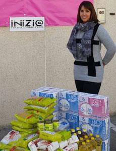 Inizi@ HairCosmetics finaliza la campaña en beneficio del banco de alimentos