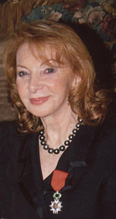 Fallece Lucie Saint-Clair, un icono de la peluquería