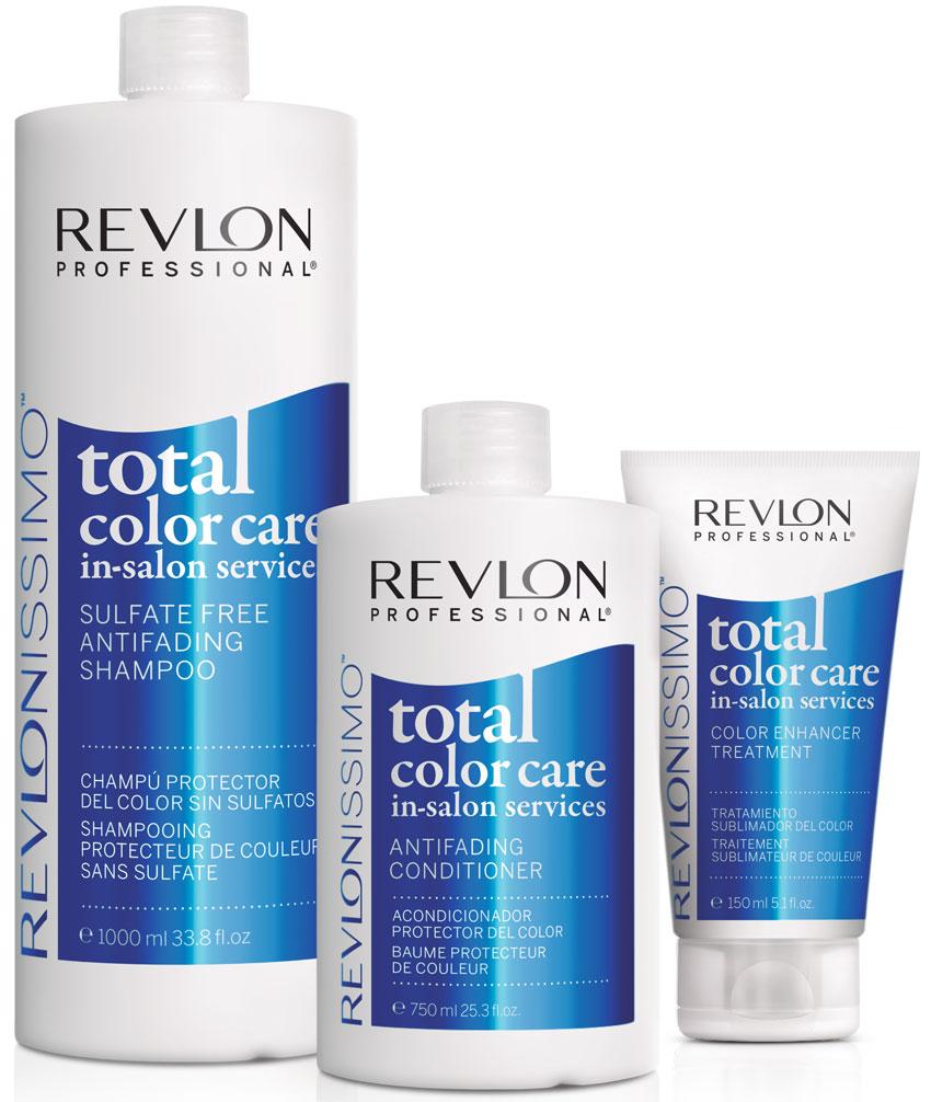 Nueva gama Total Color Care in-salon, de Revlonissimo.