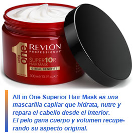 All in One Superior Hair Mask