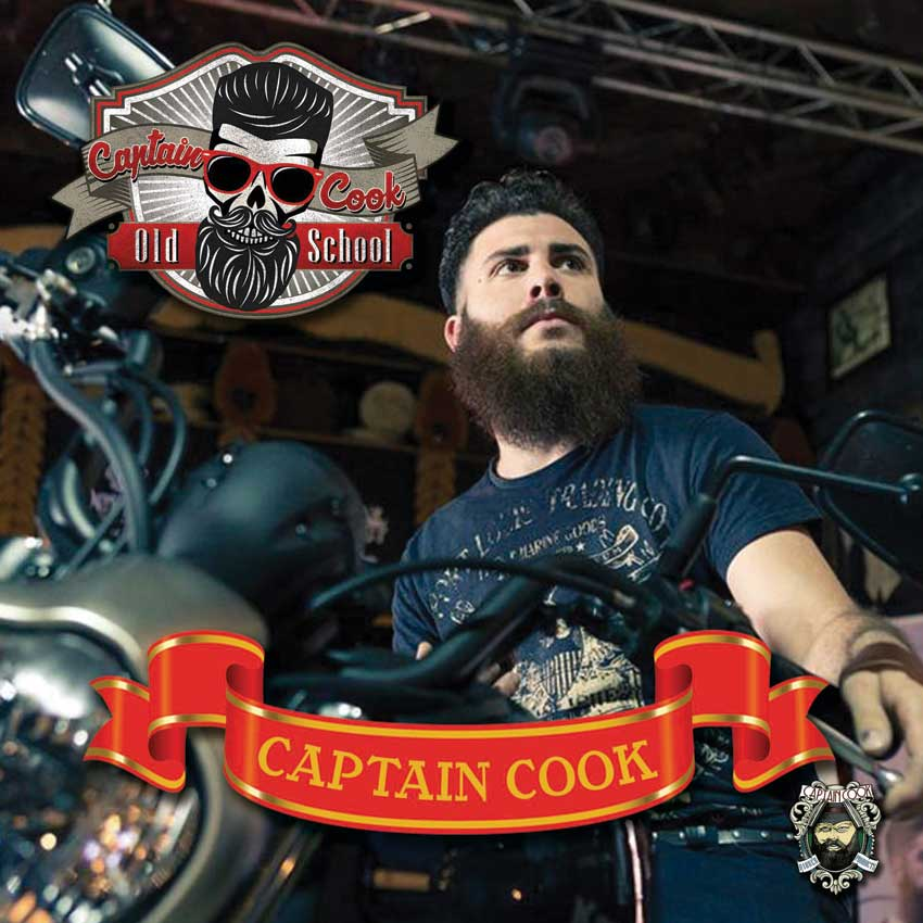catálogo de Captain Cook 2016