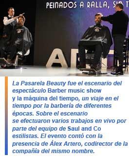 STS Beauty Barcelona 2016