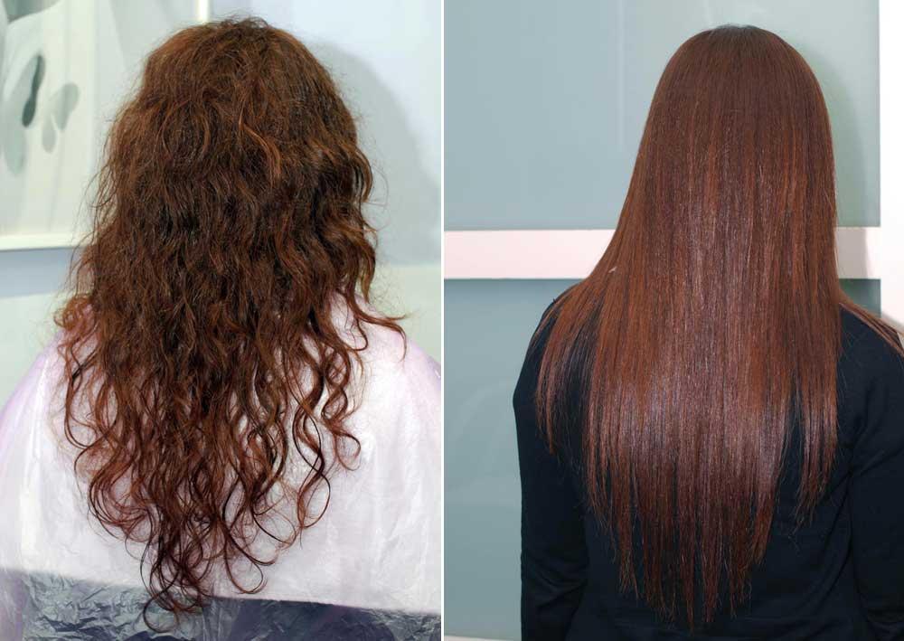 Hasta tres meses de pelo liso con plusliss - En que meses se cae mas el pelo ...