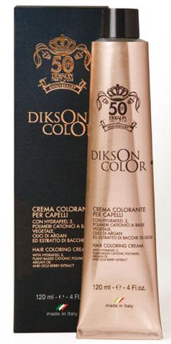Dikson Color Anniversary, color y acondicionador en un mismo producto