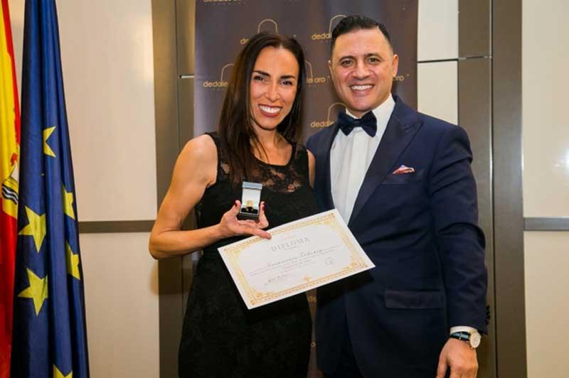 Creaciones Ordóñez premiada con el Dedal de Oro 2016