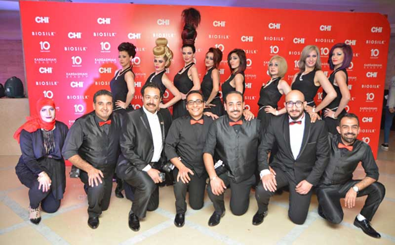 Farouk Systems celebra sus 10 años en Egipto