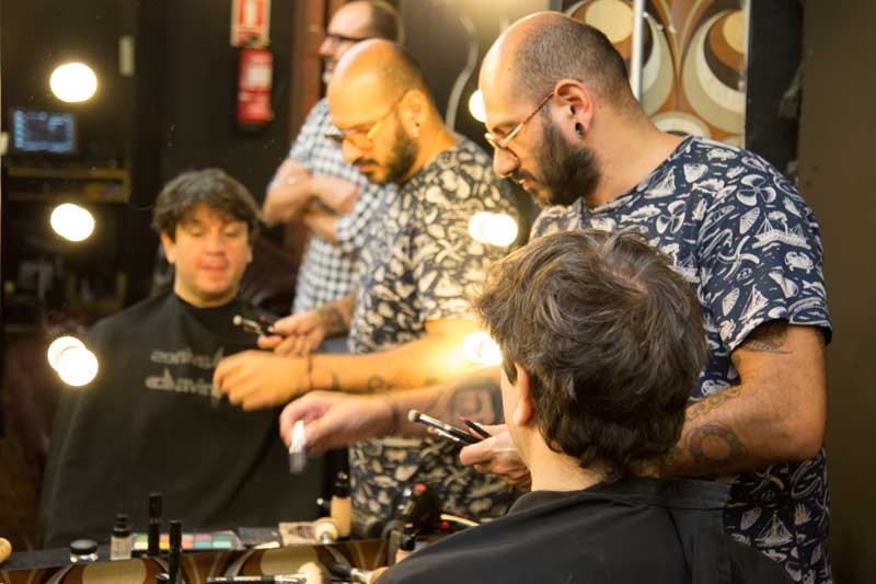 Corta Cabeza Hair