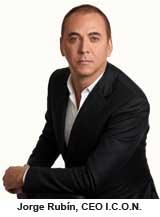 Jorge Rubín, CEO I.C.O.N.