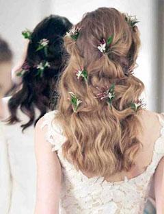 Salerm Cosmetics presenta los peinados de novia que serán tendencia