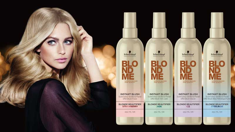 Blondme Instant Blushes