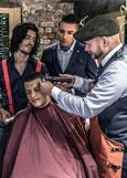 Lo mejor de la barbería de los Emiratos Árabes se reúne en Dubai