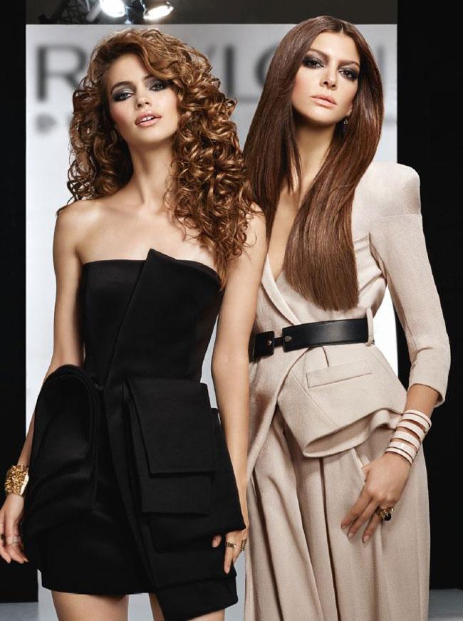 Cambia la forma y textura del cabello con Shape à Porter