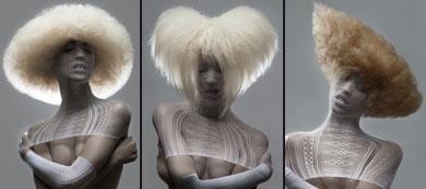 Andrea el crecimiento la caída de los cabello