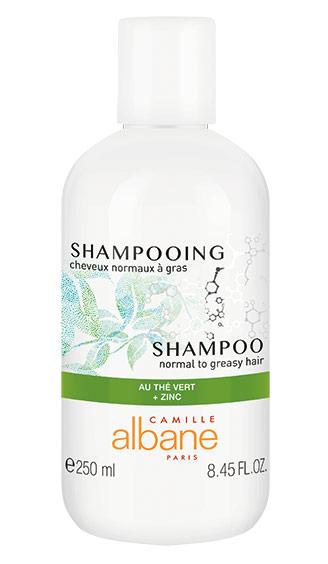 Gama para cabellos normales a grasos