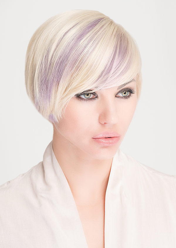 echosline rubio violeta soft