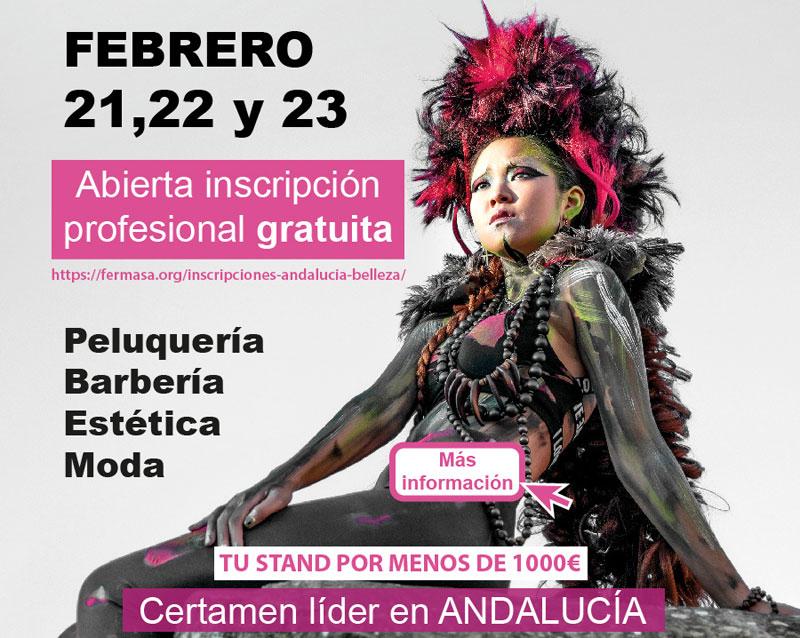 Feria Andalucía belleza 2020