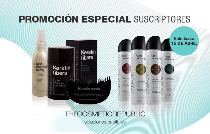 The Cosmetic Republic - Promoción